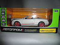 "Машина металл ""АВТОПРОМ"" Bentley Continental, фото 1"