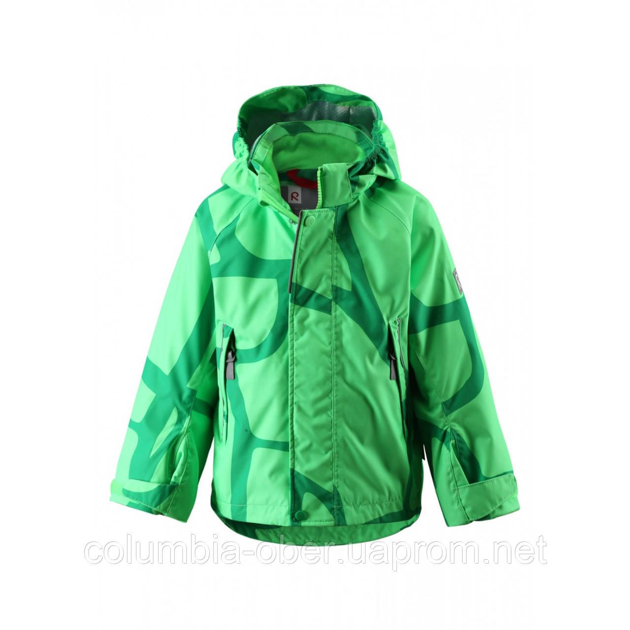 Ветровка детская для мальчика ReimaTec 521402A - 8485. Размер 98,104 и 110.