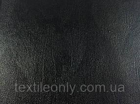 Искуственная кожа Мальдив (Moldiv)  цвет ЧЁРНЫЙ