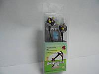 Наушники Angry birds, наушники,оригинальные, детские,гарнитура, аудиотехника, качественные наушники,аксессуары
