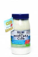 Соль морская с пониженным содержанием натрия + калий + ламинария 700 г