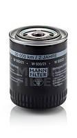 Фильтр масляный MANN W 930/21 для Skoda SuperB 2.8 V6 , Volkswagen Passat B5 2.8 V6 , Audi A4 A6 A8 2.4-3.0 V6