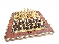 Игровой набор 3 в 1 Нарды, Шахматы, Шашки W5001D