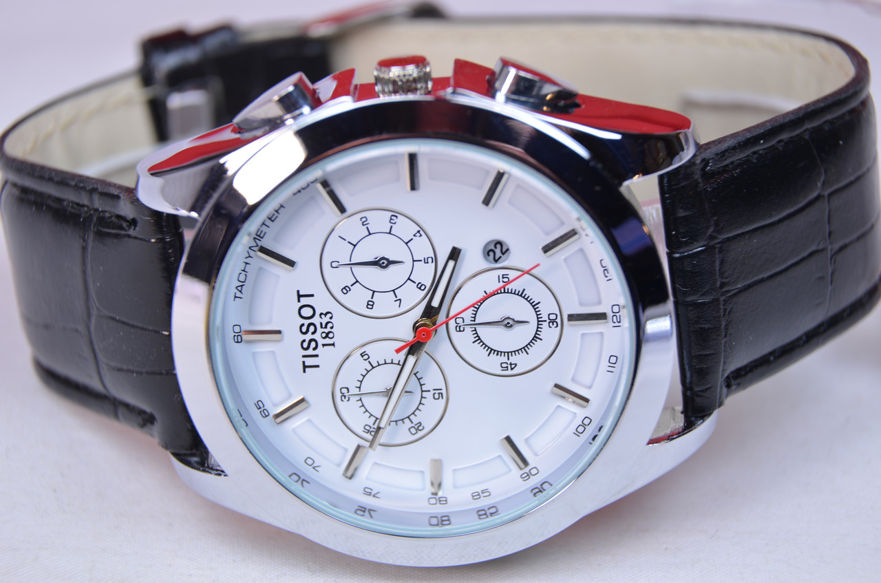 Мужские наручные часы с календарем