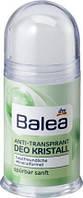 Дезодорант Balea Deo Kristall, дезодорант, 100ml
