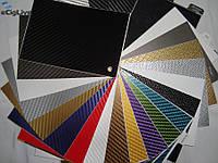 Карбоновая плёнка, самоклеющаяся 30x20 см