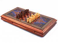Игровой набор 3 в 1 Нарды, Шахматы, Шашки XLY-730