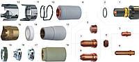 Комплектующие к горелки R145 (ручная) / R145P (механическая)
