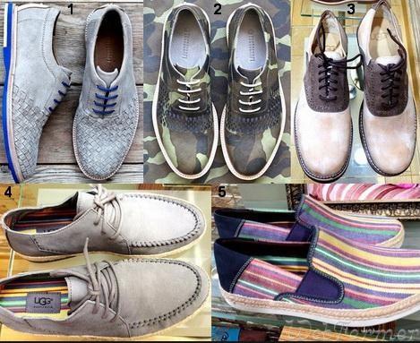 Мужская обувь повседневная