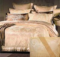 Комплект постельного белья 200х220  жаккард GoldenTex GV-264