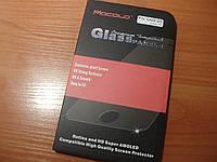 Защитное стекло Mocolo для Samsung Galaxy S5 i9600 G900F 9H 2.5D противоударная пленка (оригинал, блистер)