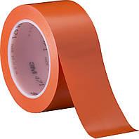 ЗМ™ 471 - Лента для разметки полов и сигнальной маркировки, 51х0,13 мм, оранжевый, рулон 33 м