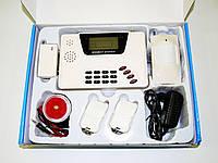 GSM сигналізація для будинку з датчиком руху