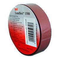 Изолента ПВХ Temflex 1500 15ммх10м, красная
