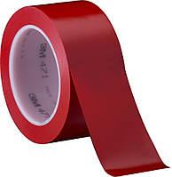 ЗМ™ 471 - Лента  для разметки полов и сигнальной маркировки, 100х0,13 мм, красный, рулон 33 м