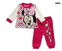 Костюм Minnie Mouse для девочки. 9, 12 мес, фото 1