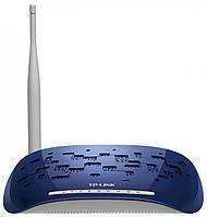 Маршрутизатор TP-LINK TD-W8950N (1xADSL / ADSL2 / ADSL2 +, LAN: 4x10 / 100 Ethernet, 150 Mbit / s, 1x2 dBi, 17