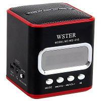 Радиоприемник - колонка WSTER WS-215, фото 1