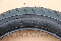 Шины на скутер 120/80 -16 бескамерная шоссе шестислойная, фото 3