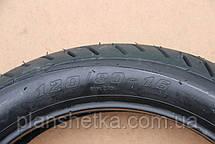 Шины на скутер 120/80 -16 бескамерная шоссе шестислойная, фото 2