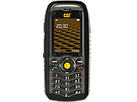 """Мобильный телефон Caterpillar CAT B25 Black (5060280961243) (моноблок, 2 """"TFT, 240x320 200 ppi, встроенной пам"""