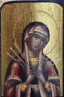 Икона Богородицы Семистрельная дорожная