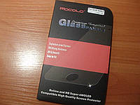 Защитное стекло Mocolo для Samsung Galaxy Note 3 N9000 противоударная пленка (оригинал, блистер пак)