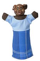 "Кукла-рукавичка ""КАБАН"" (пластизоль, ткань)"