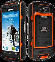 "Discovery V8, GPS, 2800 мАч, 5 Mpx, Android 4.4, 3G, IPS-дисплей 4"", 2-х ядерный. Рекордная защита! Оранжевый"
