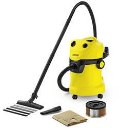 Пылесос для сухой уборки Karcher WD 4