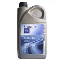 Оригинальное моторное масло GM dexos2 5W-30 (2л.)