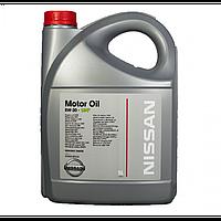 Масло моторное Nissan Motor Oil 5W-30 DPF  (5л.)