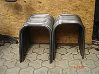 Гибка круглой и профильной труб