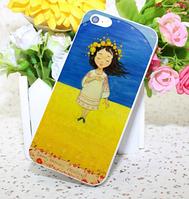 Пластиковый чехол Украина для Iphone 6/6S, фото 1