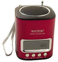 Радиоприемник - колонка WSTER WS-259