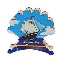 """Салфетница - """"Кораблик"""" Алушта"""