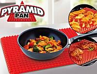 Кухонный силиконовый коврик для выпечки Пирамидка Pyramid Pan, Пирамид Пен коврик для духовки, фото 1