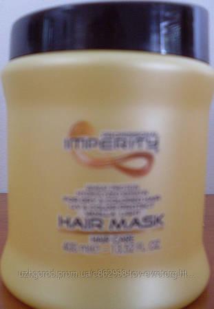 Маска для волос Infinity Ваниль 400мл
