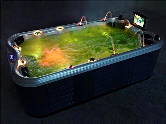 СПА бассейн