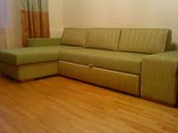 Ремонт, перетяжка мягкой мебели Днепропетровск.
