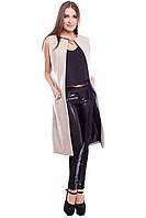 Пальто кашемировое длинное Монсеррат, фото 1