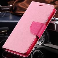 Чехол-книжечка розовая на магните для Samsung Galaxy S3/S3 duos, фото 1
