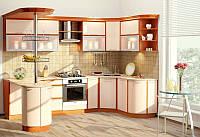 "Кухня ""Софт КХ-68 3,0х1,7м."" (Комфорт-Мебель)"