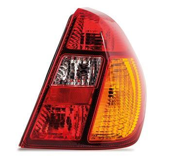 Фонарь задний правый CLIO SYMBOL LB03 желтый (7700433744) TRK1115