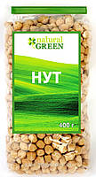 Нут, 400 г, NATURAL GREEN