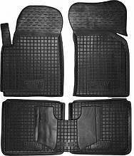 Поліуретанові килимки в салон Chery E5 2011- (AVTO-GUMM)
