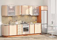 """Кухня """"Софт КХ-69 3,53м."""" (Комфорт-Мебель)"""