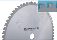 Фреза отрезная 136х2,0/1,6х20/10, z=38, Dry-Cutter Sandvich Karnasch 10.7400 для композитных материалов