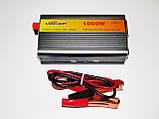 Перетворювач напруги(інвертор) 12-220V 1000W, фото 5