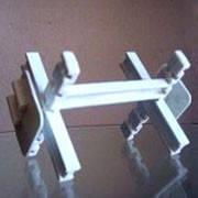Крестики распорные 5, 10 мм для чешских стеклоблоков
